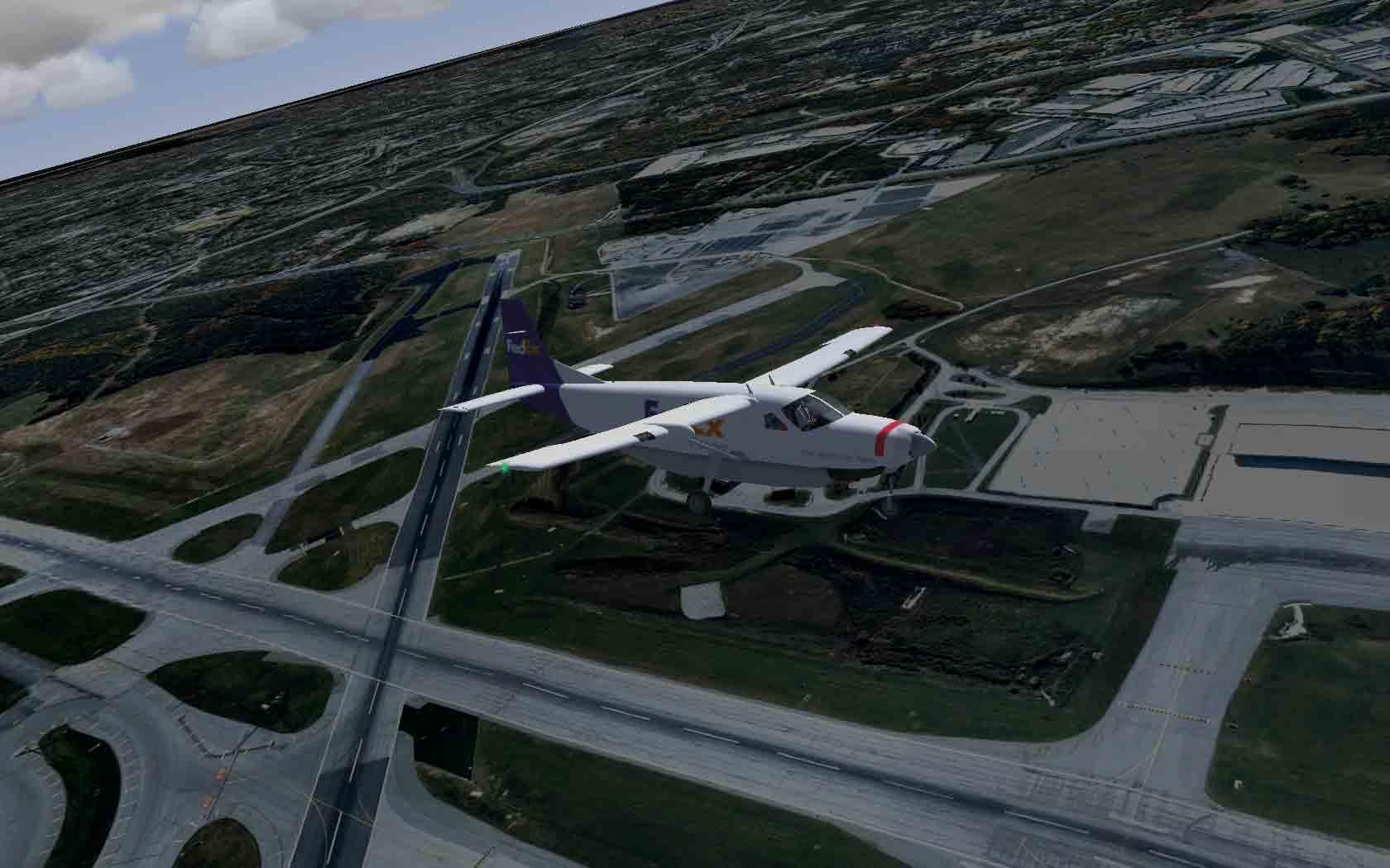 flightgear osgearth